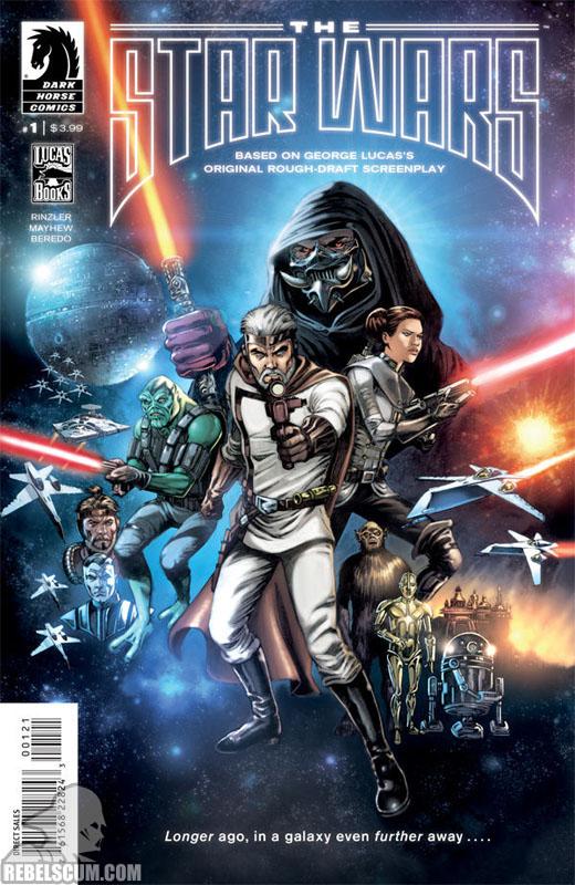 The Star Wars #1 (Jan Duursema)