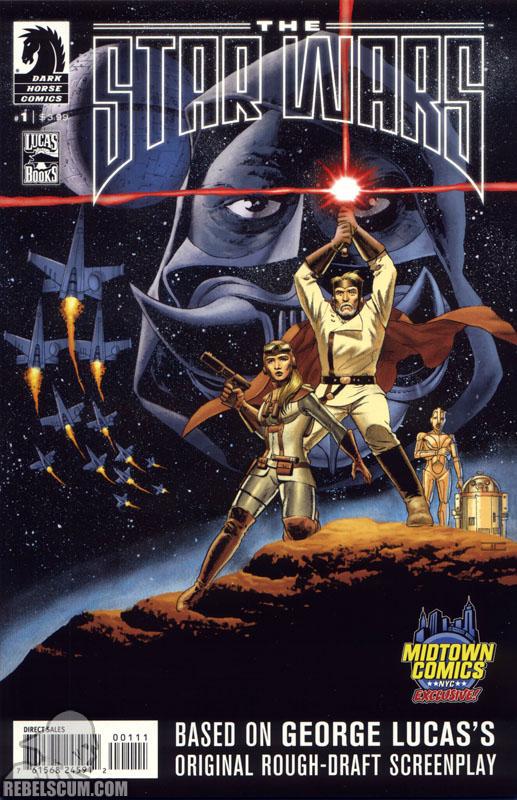 The Star Wars #1 (Midtown Comics exclusive)