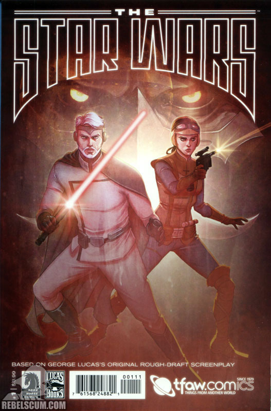 The Star Wars #1 (TFAW Exclusive)