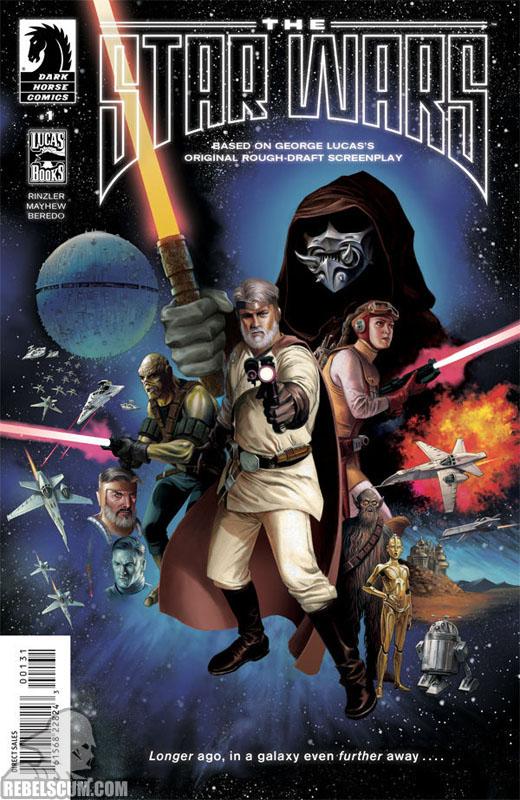 The Star Wars #1 (Doug Wheatley)