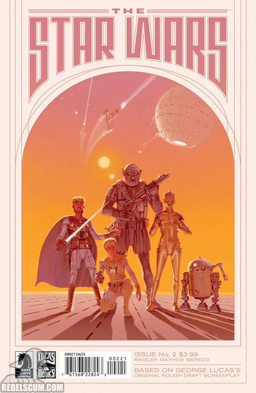 The Star Wars #2 (Ralph McQuarrie)