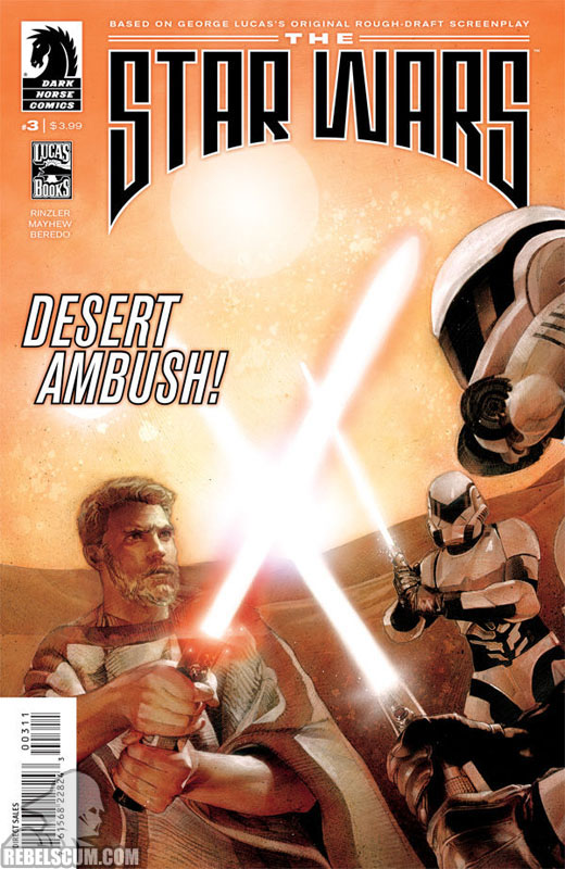 The Star Wars #3