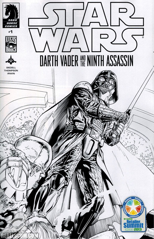 Darth Vader and the Ninth Assassin 1 (Diamond Retailer Summit 2013 exclusive)