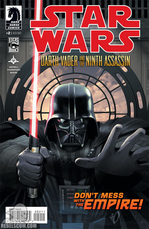 Darth Vader and the Ninth Assassin #2