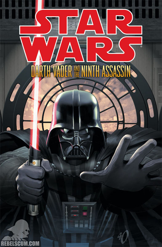 Darth Vader and the Ninth Assassin Hardcover