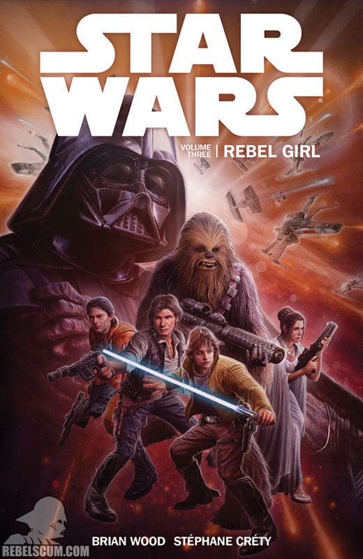 Star Wars (2013) Trade Paperback #3