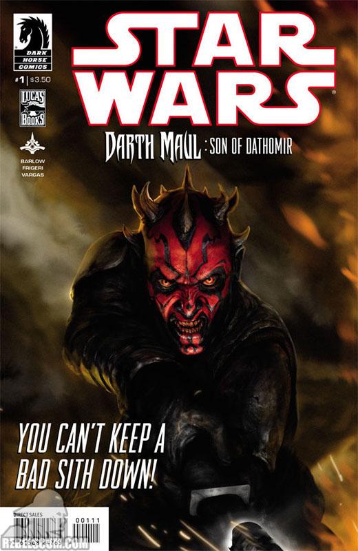 Darth Maul - Son of Dathomir #1