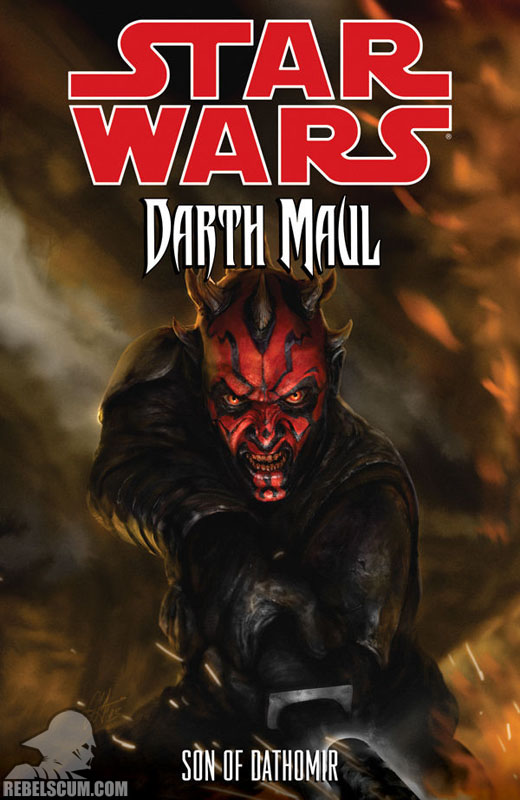 Darth Maul - Son of Dathomir Trade Paperback