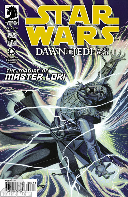 Dawn of the Jedi – Force War #3