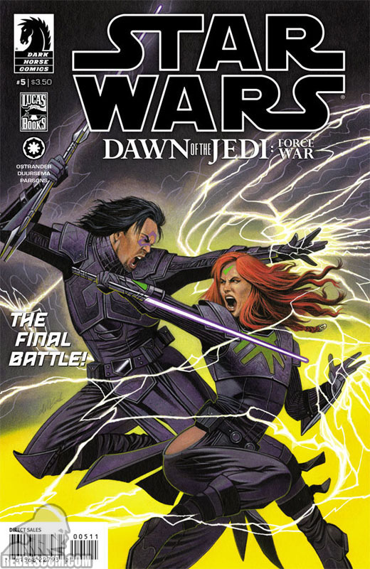 Dawn of the Jedi – Force War #5