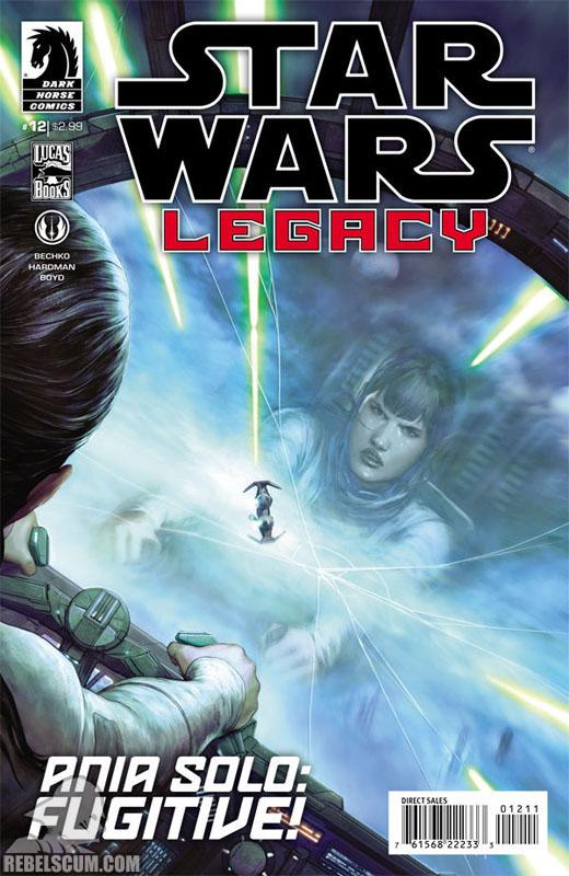 Legacy, Volume 2 #12