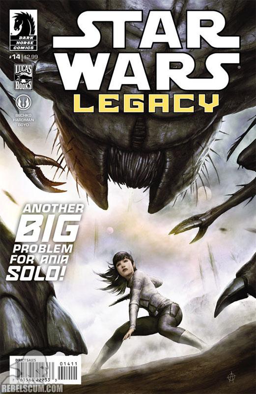 Legacy, Volume 2 #14