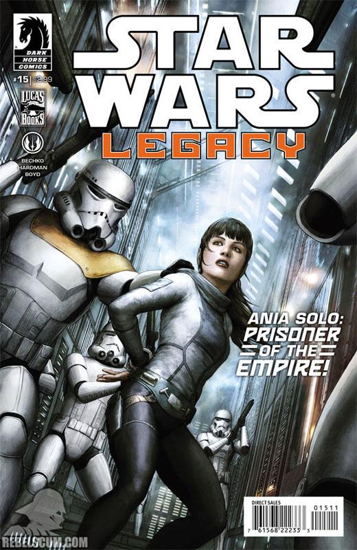 Legacy, Volume 2 #15