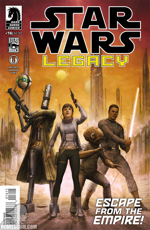 Legacy, Volume 2 #16