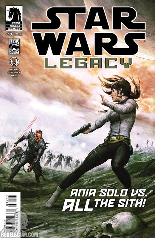 Legacy, Volume 2 #17