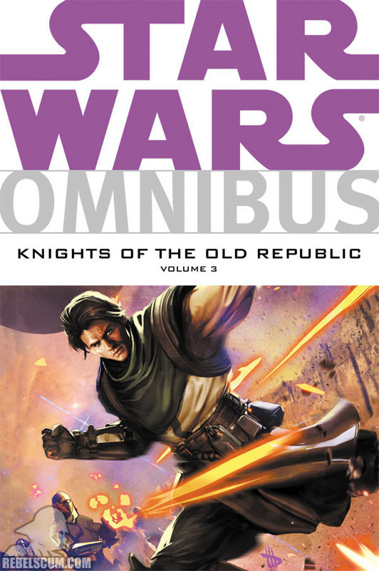 Star Wars Omnibus: Knights of the Old Republic #3