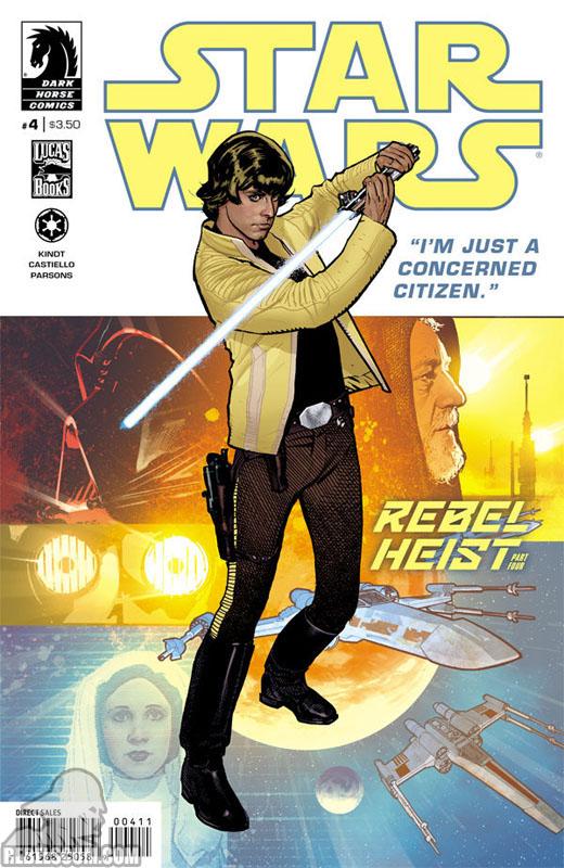 Rebel Heist #4