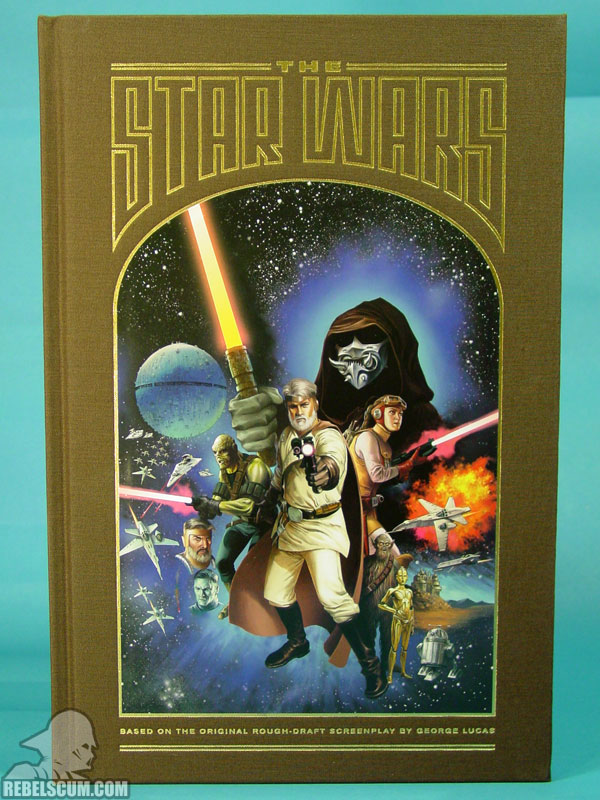 The Star Wars [Deluxe Edition] (book 1-The Star Wars issue 1-8)