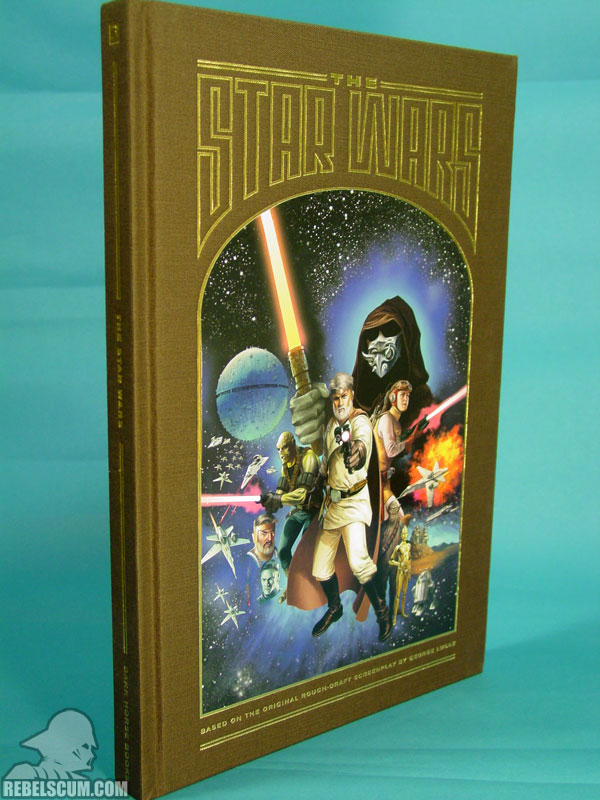 The Star Wars [Deluxe Edition] (book 1)