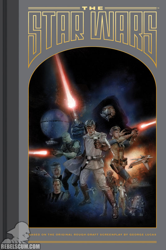 The Star Wars Hardcover