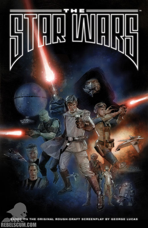 The Star Wars Trade Paperback