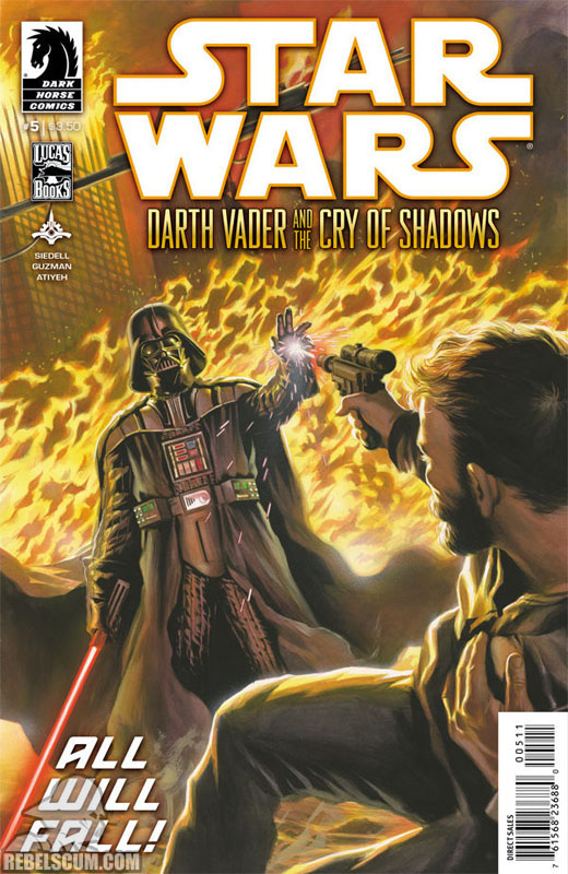 Darth Vader and the Cry of Shadows #5