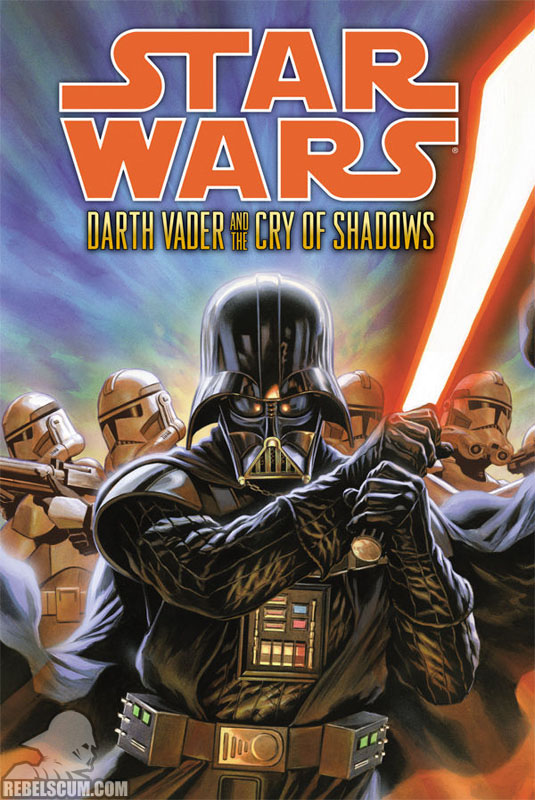 Darth Vader and the Cry of Shadows Hardcover