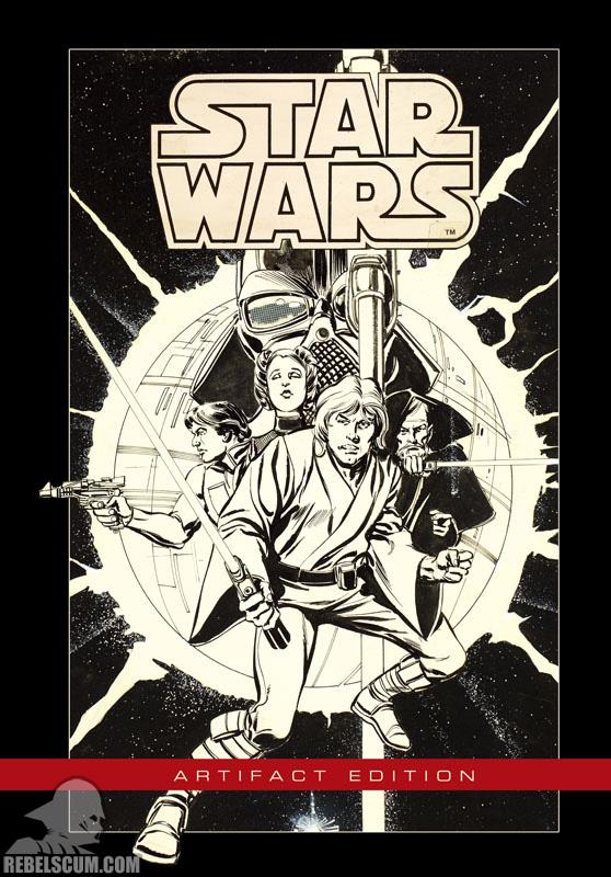 Star Wars Artifact Edition Hardcover