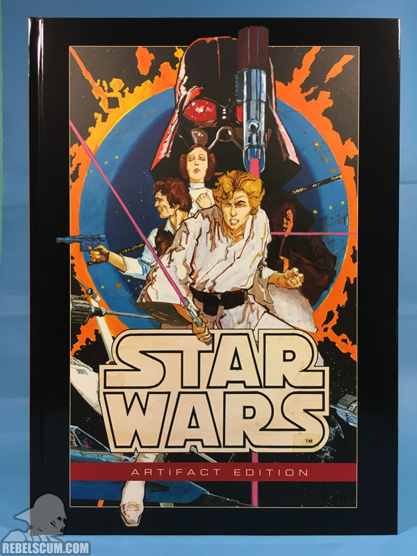 Star Wars Artifact Edition Hardcover (Limited Edition)