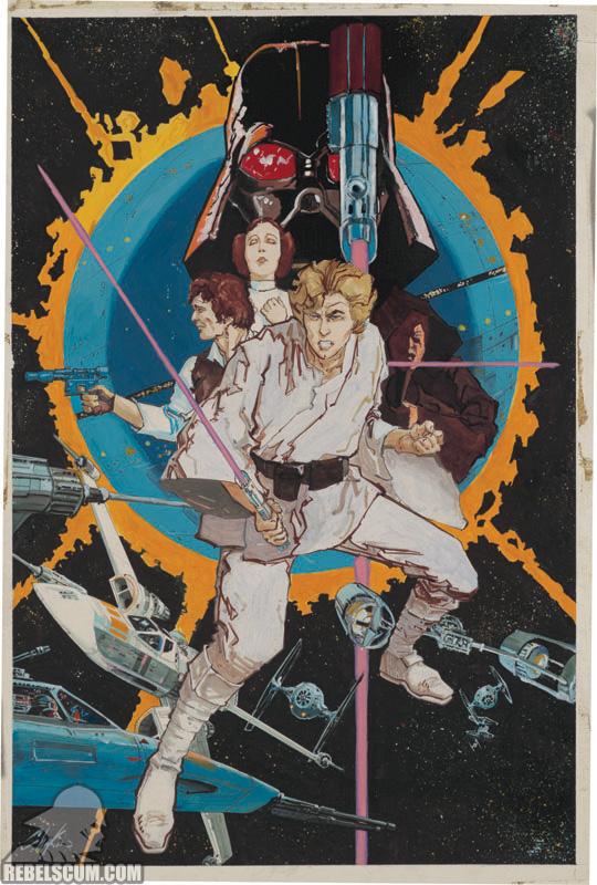 Star Wars Artifact Edition Hardcover (poster image)