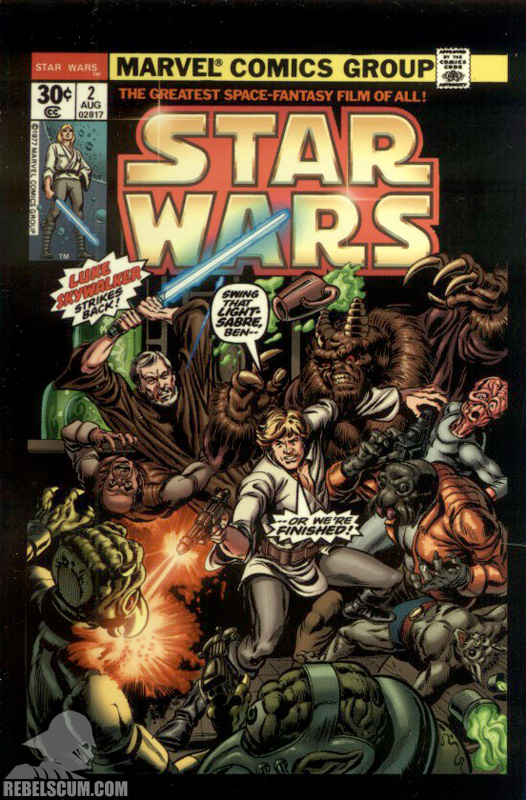 Micro Comic Star Wars 2