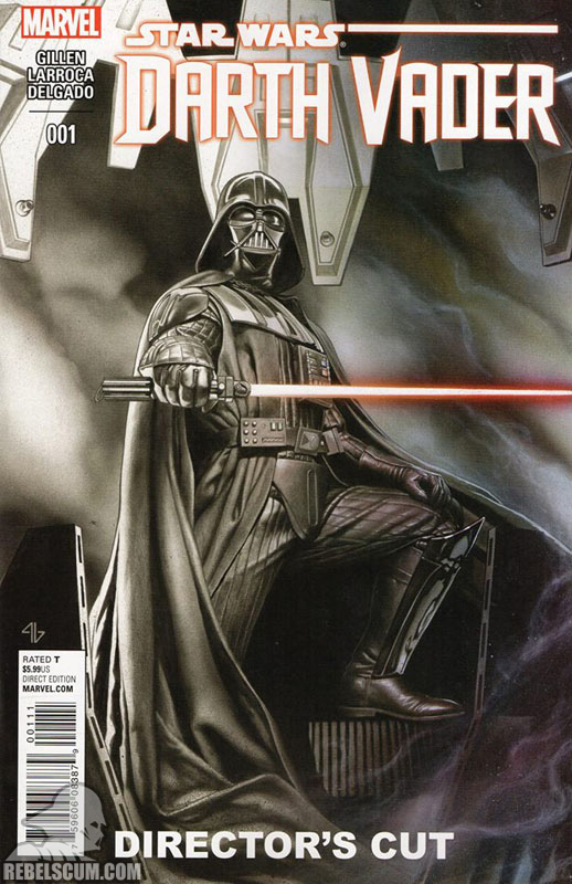 Darth Vader Directors Cut #1
