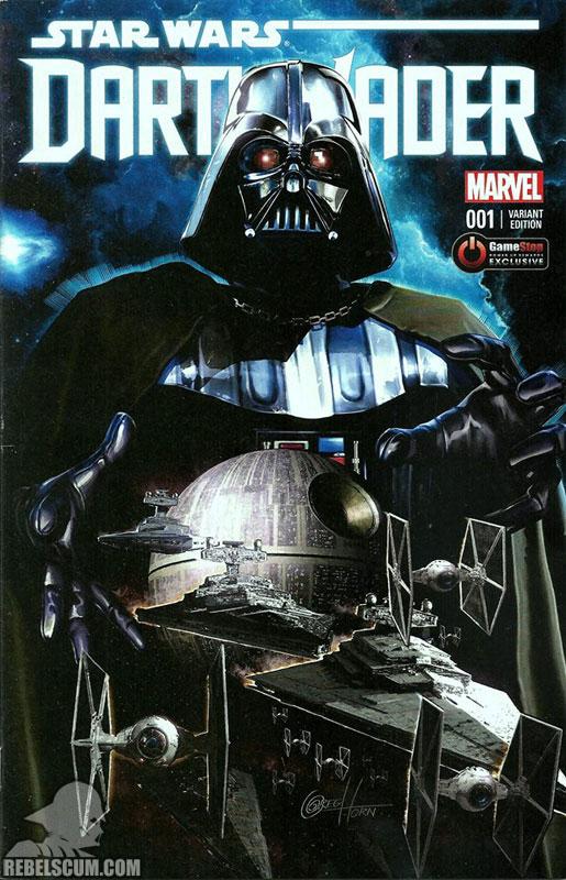 Darth Vader 1 (Greg Horn GameStop variant)