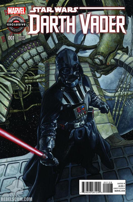 Darth Vader 1 (Simone Bianchi GameStop Store variant)