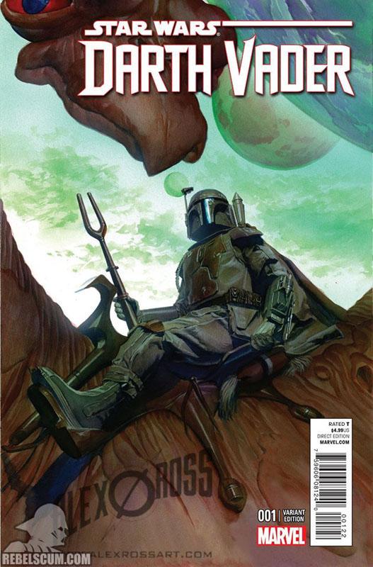 Darth Vader 1 (AlexRoss.com variant)