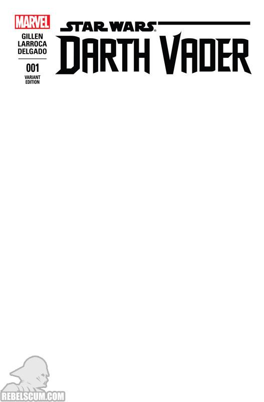 Darth Vader 1 (Blank variant)
