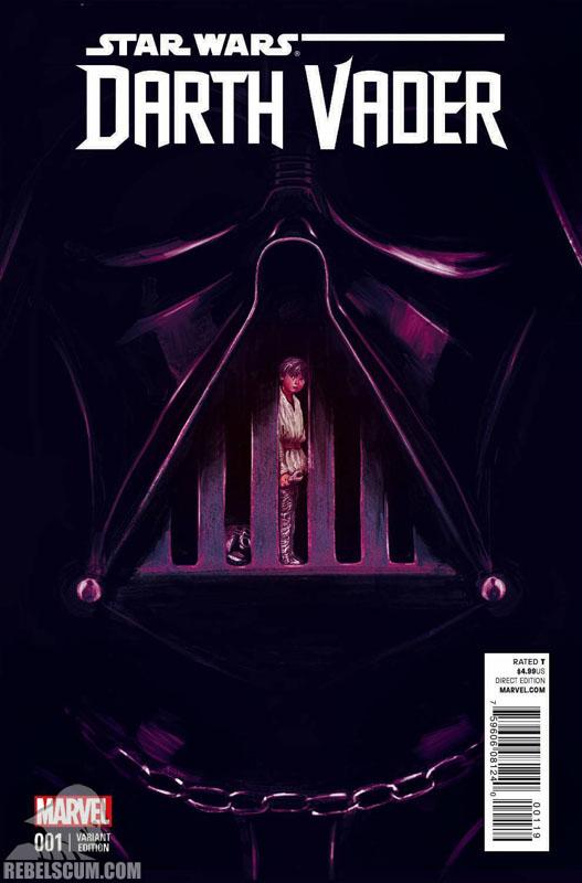 Darth Vader 1 (Mike Del Mundo variant)