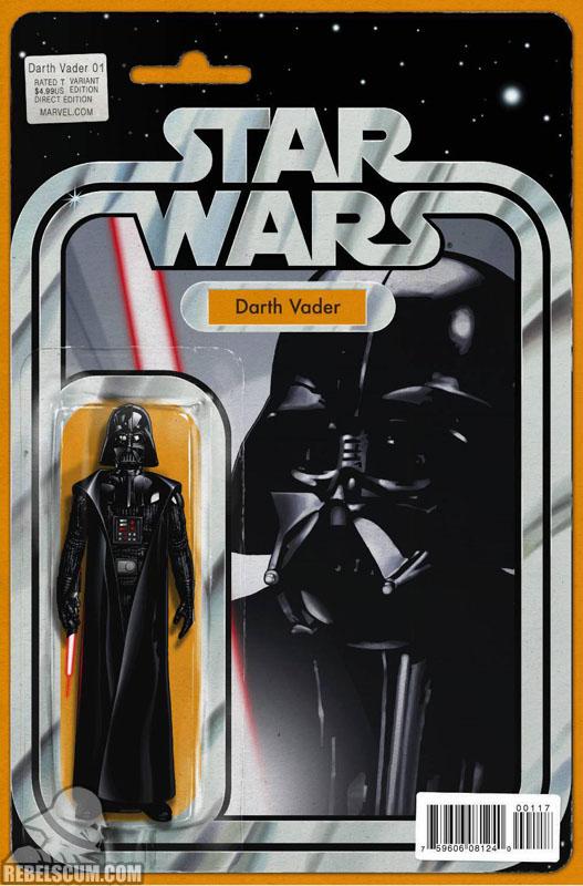 Darth Vader 1 (John Tyler Christopher Action Figure variant)