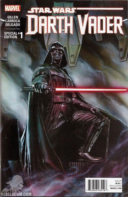 Five Below Darth Vader Special Edition #1