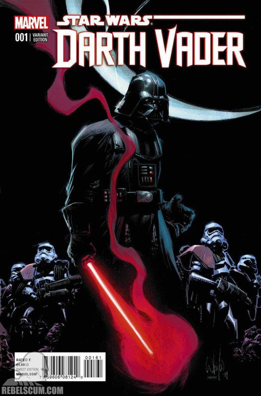 Darth Vader 1 (Whilce Portacio variant)