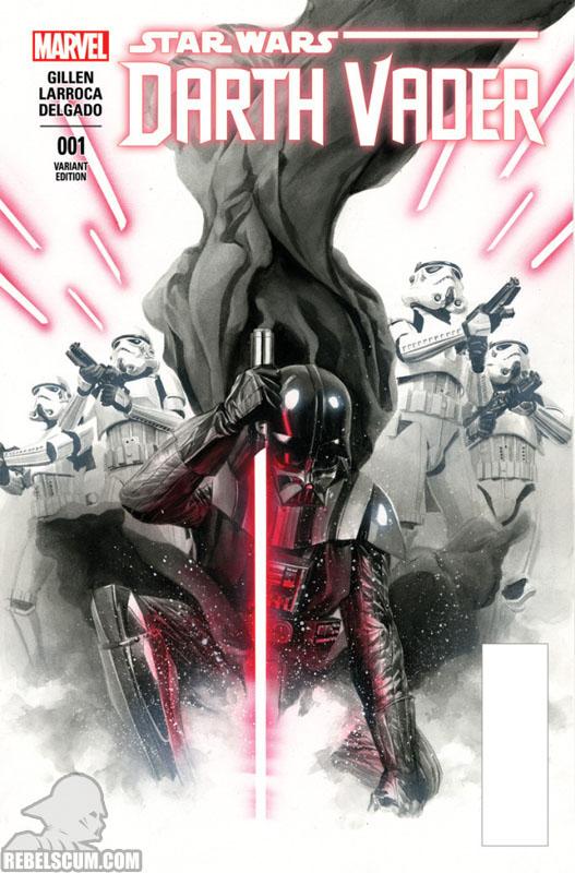 Darth Vader 1 (Alex Ross variant)