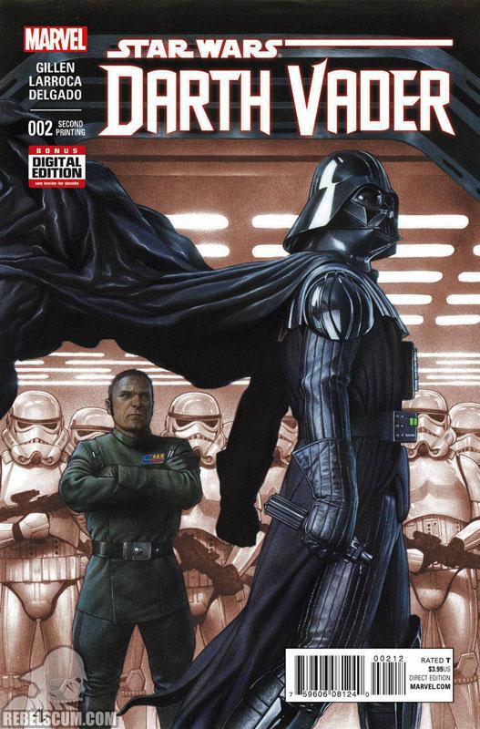 Darth Vader 2 (2nd printing - April 2015)
