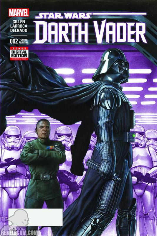 Darth Vader 2 (4th printing - June 2015)