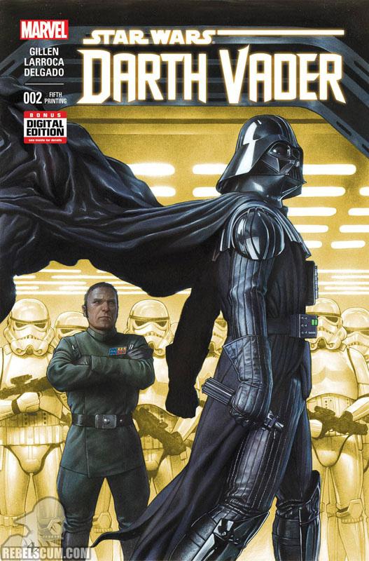 Darth Vader 2 (5th printing - November 2015)