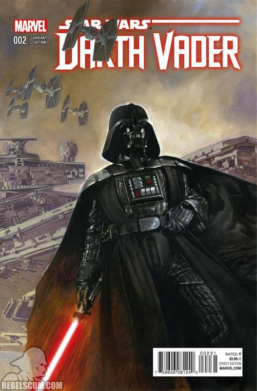 Darth Vader 2 (Dave Dorman variant)