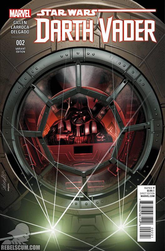 Darth Vader 2 (Salvador Larroca variant)