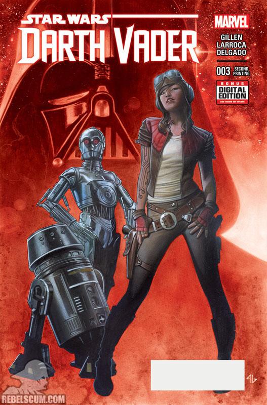 Darth Vader 3 (2nd printing - April 2015)