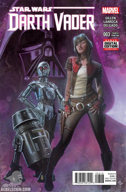 Darth Vader 3 (4th printing - November 2015)