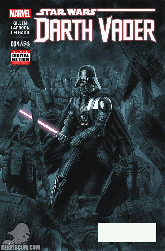 Darth Vader 4 (2nd printing - May 2015)