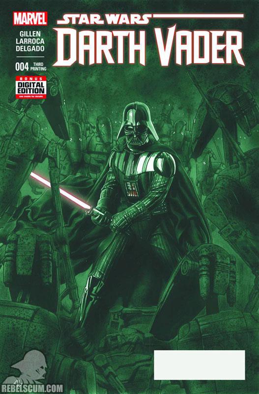 Darth Vader 4 (3rd printing - June 2015)